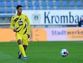 Toptalent van Dortmund wordt jongste Britse goalscorer in Bundesliga