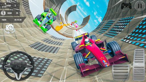 Ramp Car Stunts 3D - GT Racing Stunt Car Games apktram screenshots 2