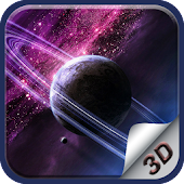 Space Wallpaper 3D
