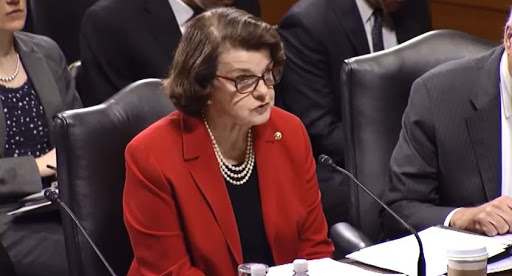 Democrat Feinstein insists on religion test for Trump judicial nominee
