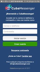 Descargar CubaMessenger para PC ✔️ (Windows 10/8/7 o Mac) 1