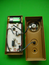 Photo: Year 11 electronics project . Personal alarm system. (B grade)