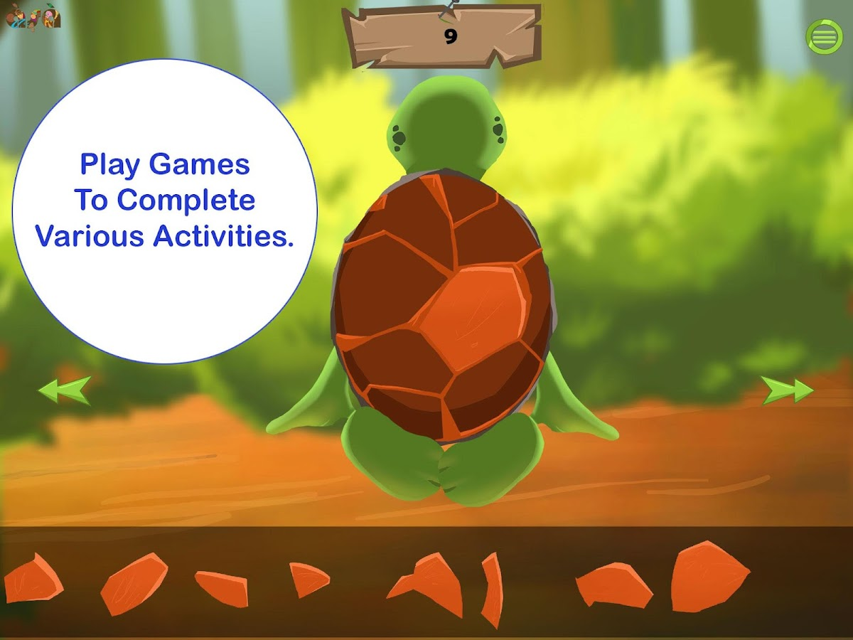 Adventures of the Tortoise- screenshot
