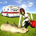 Animals Rescue Mission : Lady Doctor Games icon