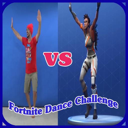 - challenge fortnite dance