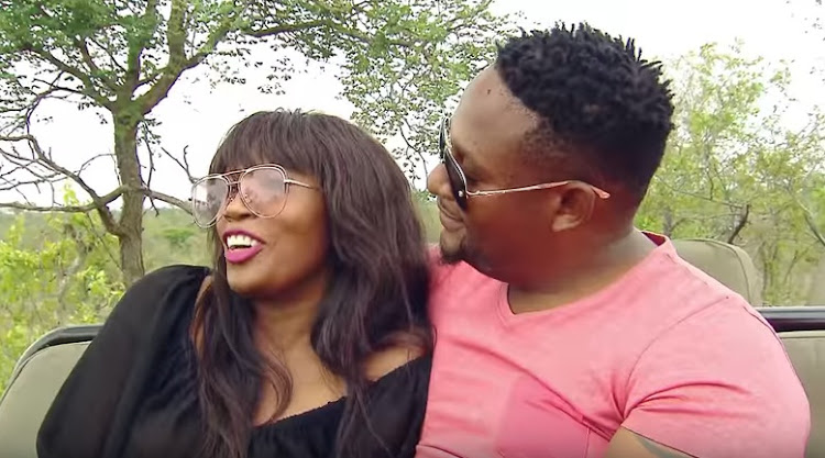 Sophie Ndaba and Max Lichaba's tell their love story.