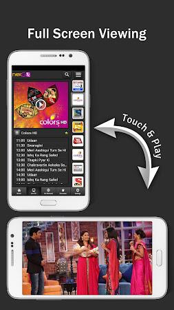 nexGTv HD:Mobile TV, Live TV 3.9 screenshot 220855