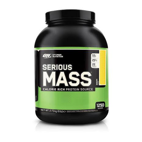Serious Mass, 2727g - Banan