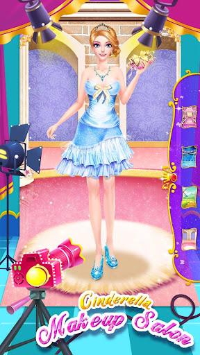 Cinderella Fashion Salon - Makeup & Dress Up 1.5.3151 screenshots 24