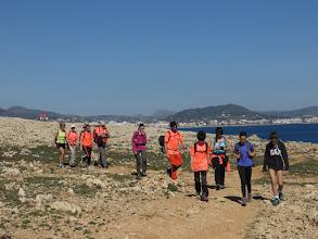 Photo: Recorriendo la Punta de n'Amer