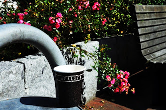 Photo: Tak for kaffe Peter