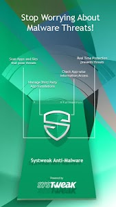 Systweak Anti-Malware - Free Mobile Phone Security 1 0 2 9 + (AdFree