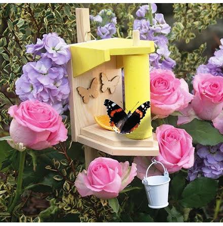 Fjärilsmatare Byggsats
