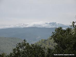 Photo: Massis del Montseny nevat