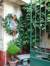 Photo: Entrada da casa. http://celiamartins.blogspot.com/