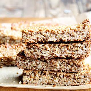 Coconut-Almond Granola Bars.