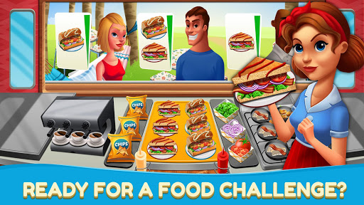 Fast Food Fever - Kitchen Cooking Games Restaurant 1.0 screenshots 6