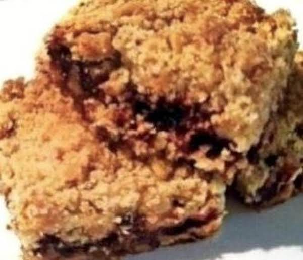 Chocolate Cream Cheese Walnut Bars Recipe