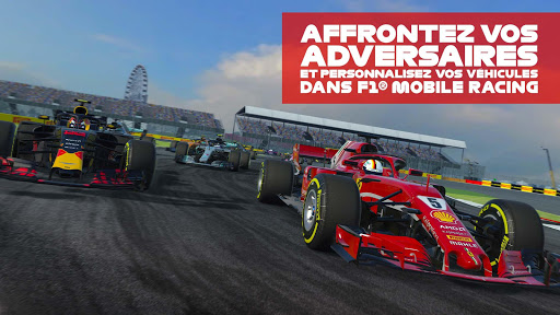 F1 Mobile Racing  captures d'écran 2