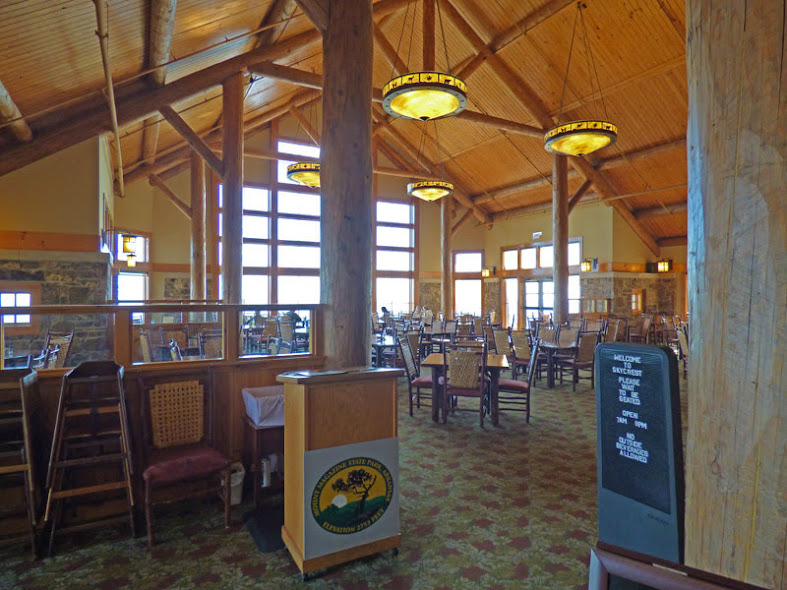 Mount Magazine Lodge Restaurant