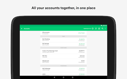 Mint: Personal Finance & Money Screenshot 2