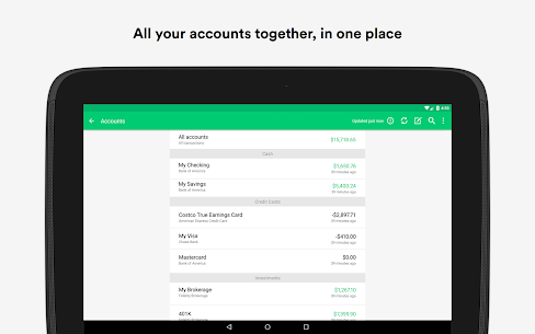 Mint: Budget, Bills, & Finance Tracker App Latest Version Download For Android and iPhone 7