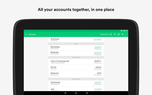 Mint: Personal Finance & Money screenshot 07