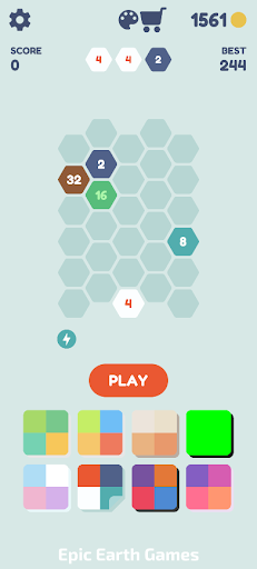 Puzzle Blocks - 6 in 1 - Number Merge Game screenshot 4