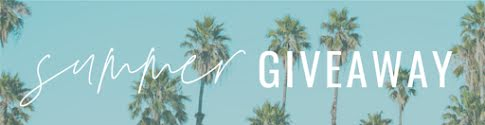 Summer Giveaway - Online Ad Template