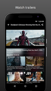 Marquee Movies and Trailers App Download For Android and iPhone 4