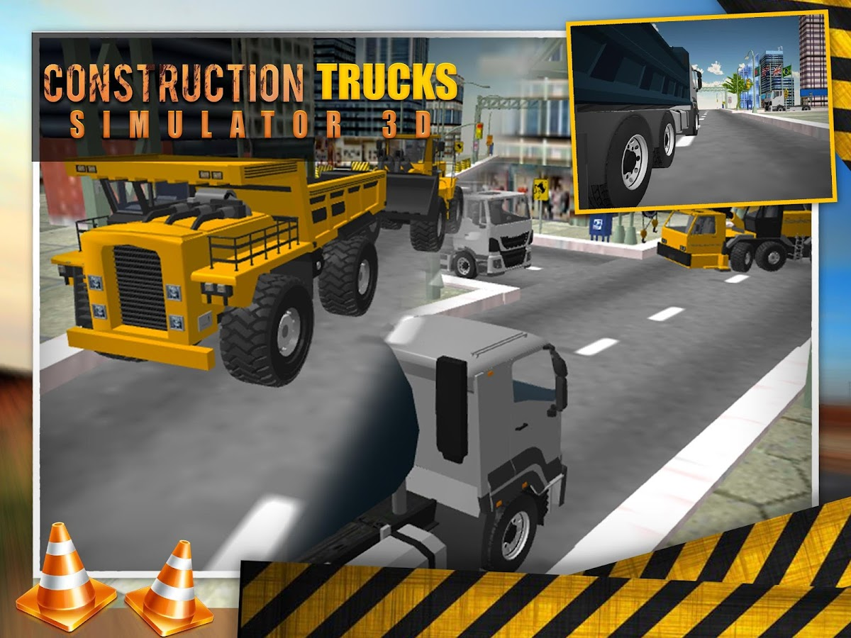 construction trucks simulator android apps on google play