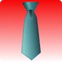 How to make a tie knot icon
