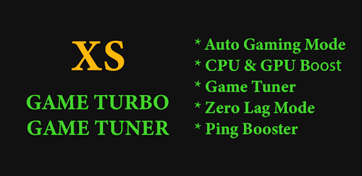 Game Booster XS - Game Turbo, Game Tuner FPS Meter 1 0 5 (Android