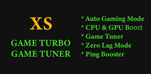 Game Booster XS - Game Turbo, Game Tuner FPS Meter APK