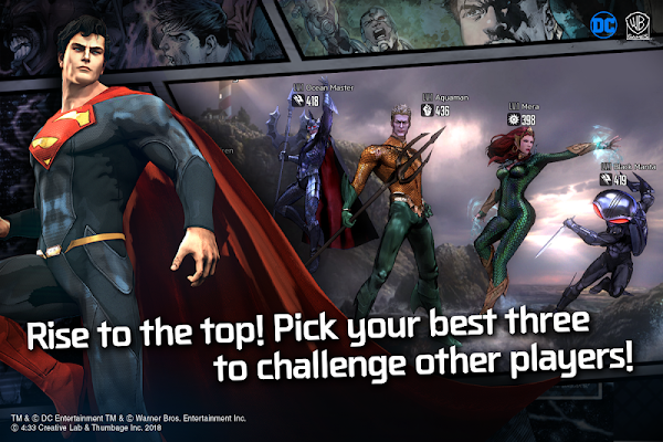DC: UNCHAINED 4