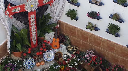 La Mojonera festeja las Cruces de Mayo a través de un concurso online