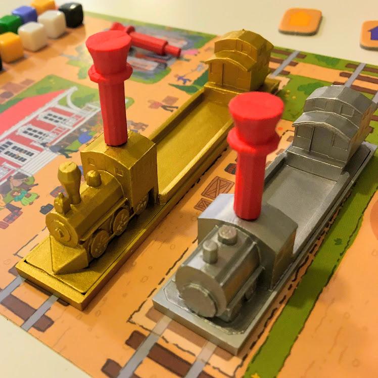 列車コンポーネント|【レビュー】レイル・パス (Rail Pass)