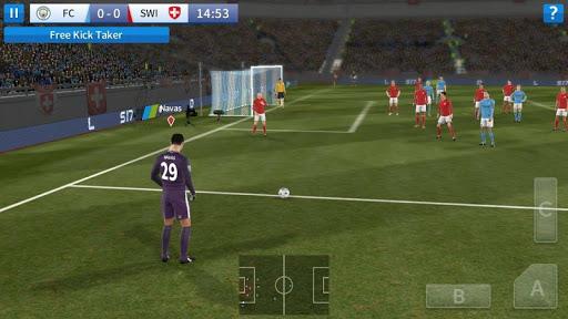 Dream Ultimate Soccer - Football Screenshot