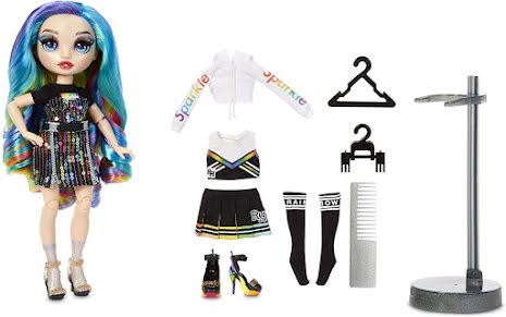 Rainbow High Fashion Doll, Amaya Raine