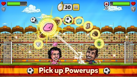 Puppet Football League Espanha Screenshot