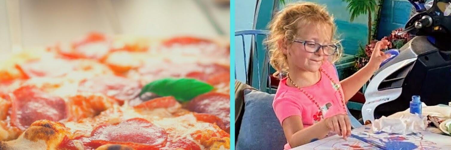 Pizza & Paint Party