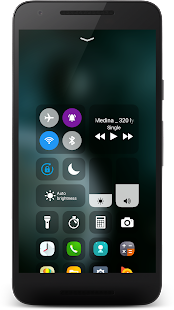 Control Center - Control OS11 Screenshot