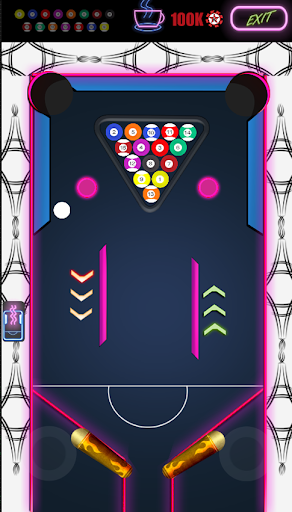 Pinball vs 8 ball android2mod screenshots 4