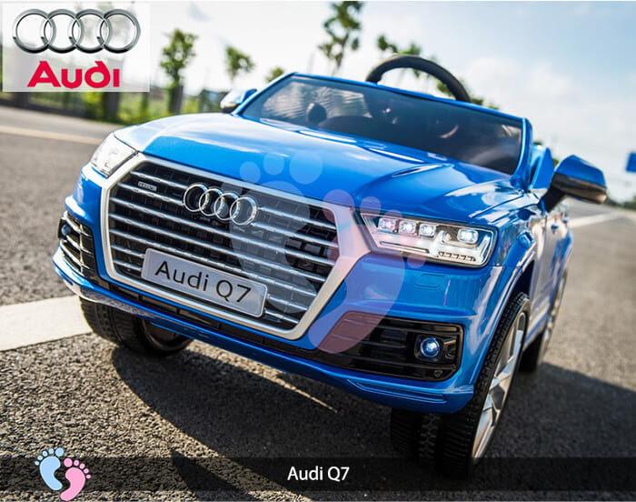 Oto điện Audi Q7 dành cho bé yêu 3