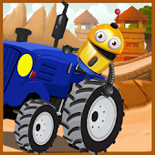 Tractor Toto: Hill Racer Stunt