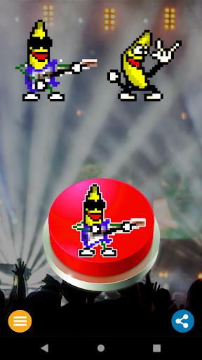 Rocker Banana Jelly - PBJT Meme Button Prank screenshot 4
