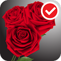 Rose Free Live Wallpaper icon