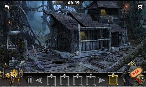 Room Escape Game - Dusky Moon  screenshots 6