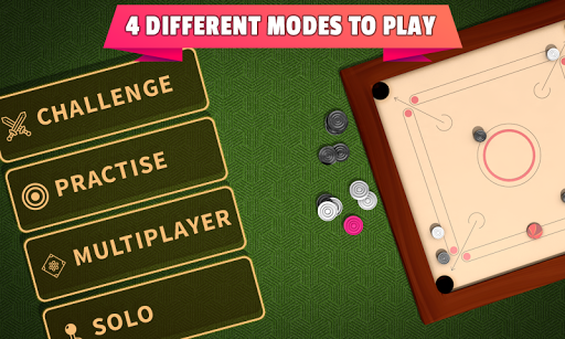 Carrom Board :  Multiplayer 3.6 screenshots 2