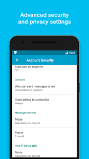 VIPole Secure Messenger- screenshot thumbnail